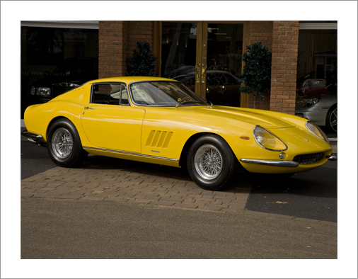 50 years of the Ferrari 275