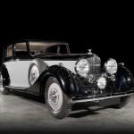 The 1938 Bentley 4.25 Litre Pillarless Saloon