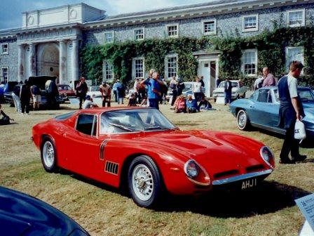 09 Bizzarrini Coupe 1966