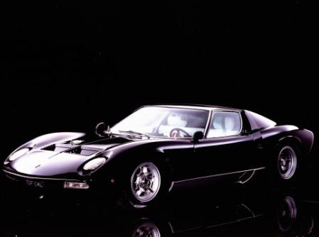 09 Lamborghini Miura - Black