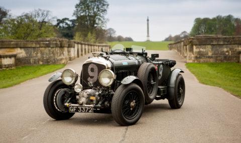 Bentley Masters Celebrates 100 Years of Bentley Motors