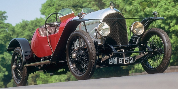 1920 Bentley EXP No. 2