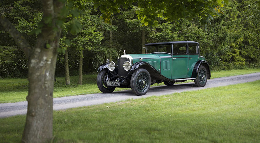 1929 Bentley Speed Six Gurney Nutting