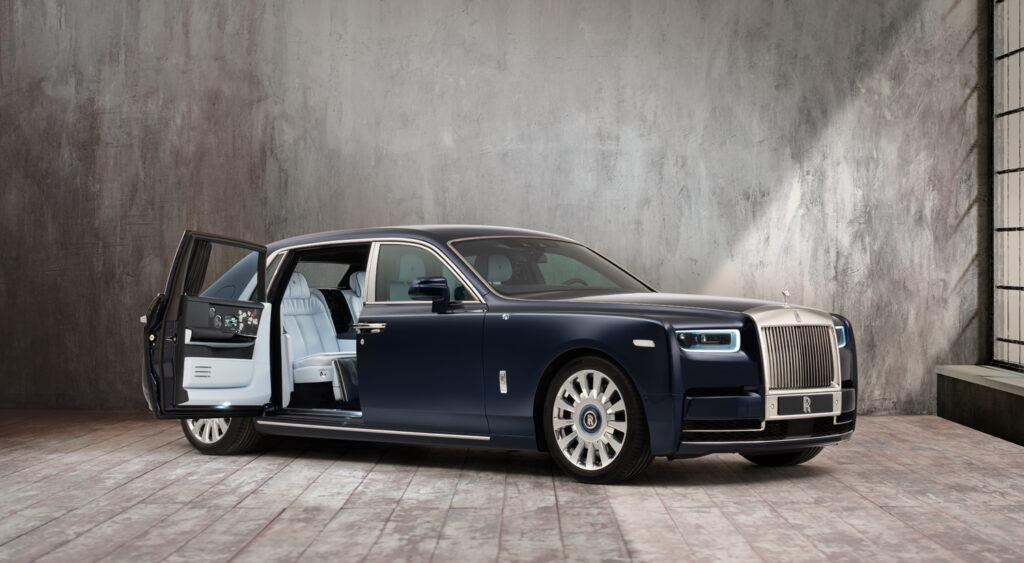 Rolls Royce Rose Phantom