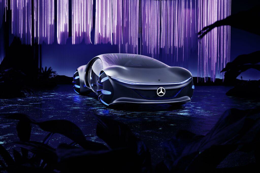 Vision AVTR concept by Mercedes-Benz