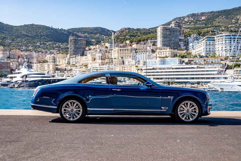 ARES Design Bentley Mulsanne Coupé